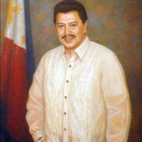 Former President Joseph ERAP Estrada during his unfinished term (2002-2003); he is now determined to run again for the 2010 Presidential Elections. Is he eligible, constitutionally?